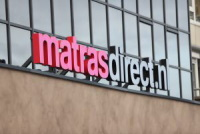 Doosletters Quick Reclame matras direct